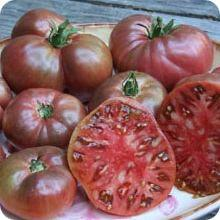 Oxheart tomatoes, the best salad tomato variety